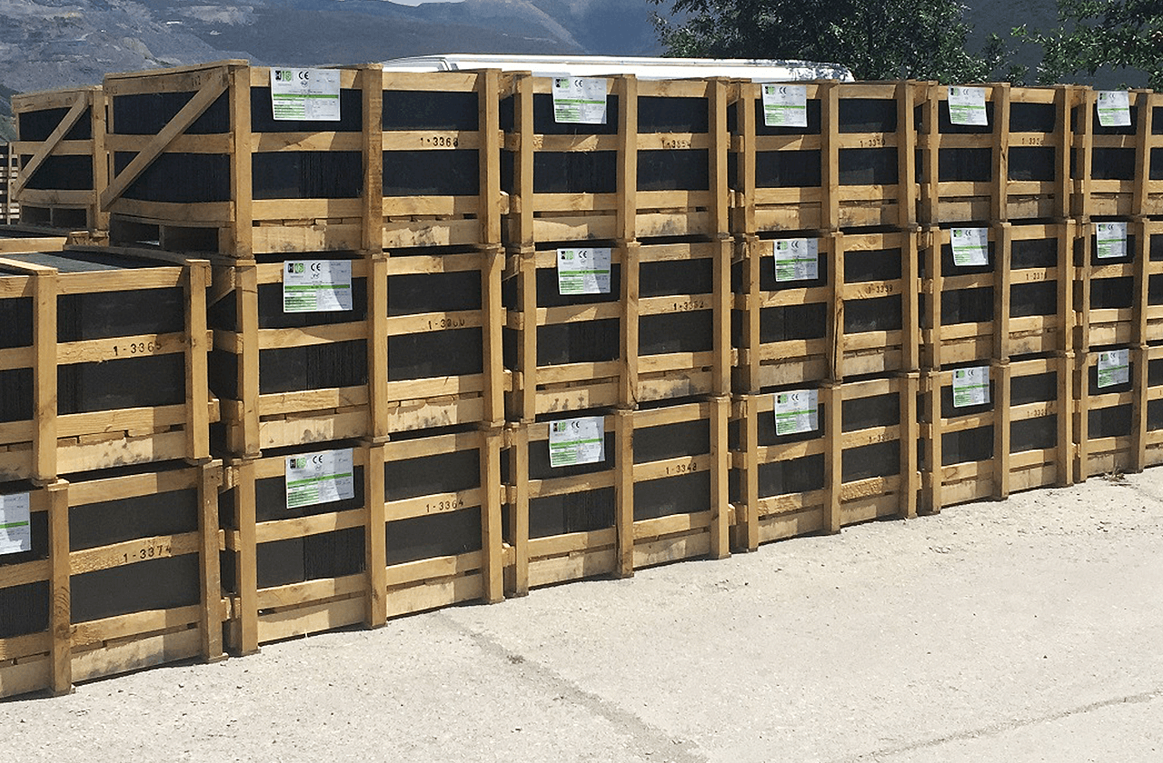 Palletizing and counting